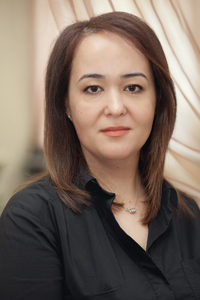 Парикмахер-стилист Фятькулина Эльмира